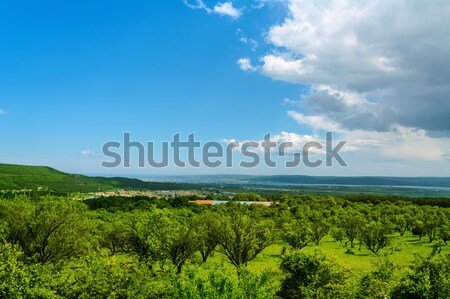 Bulgarian Landscape Stock photo © SRNR