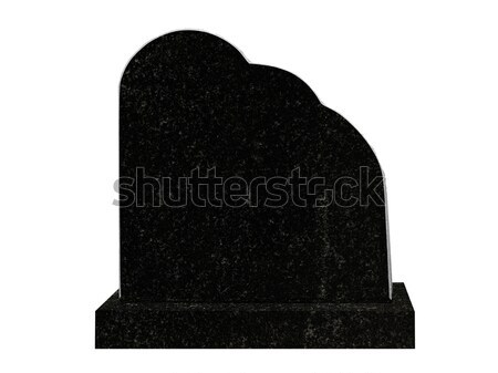 tombstone Stock photo © SRNR