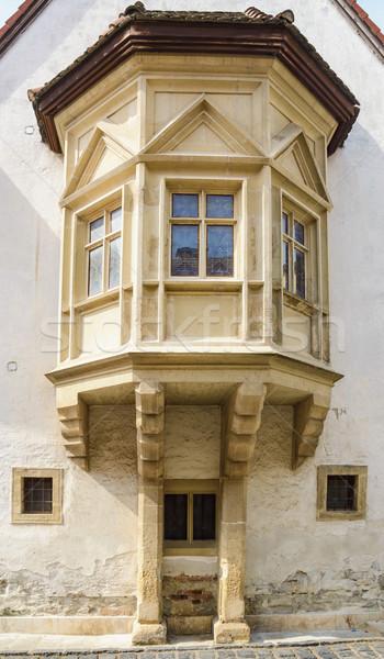 Old Building Stock photo © SRNR
