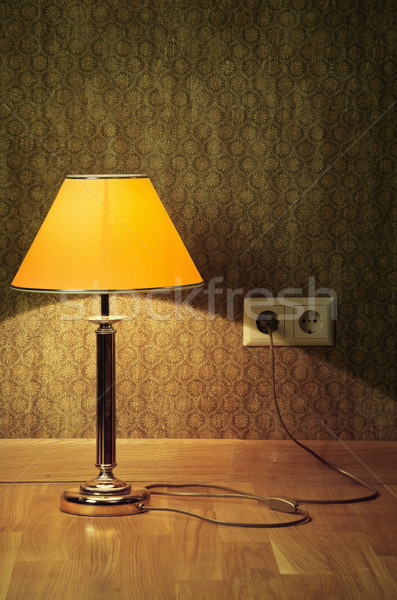 Lamp  Stock photo © SRNR