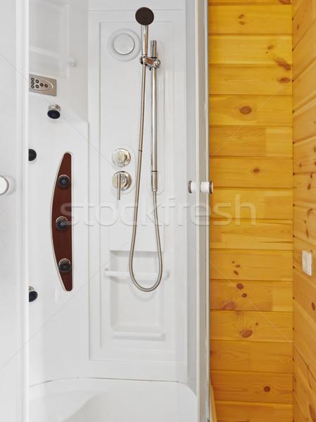 shower cubicle Stock photo © SRNR