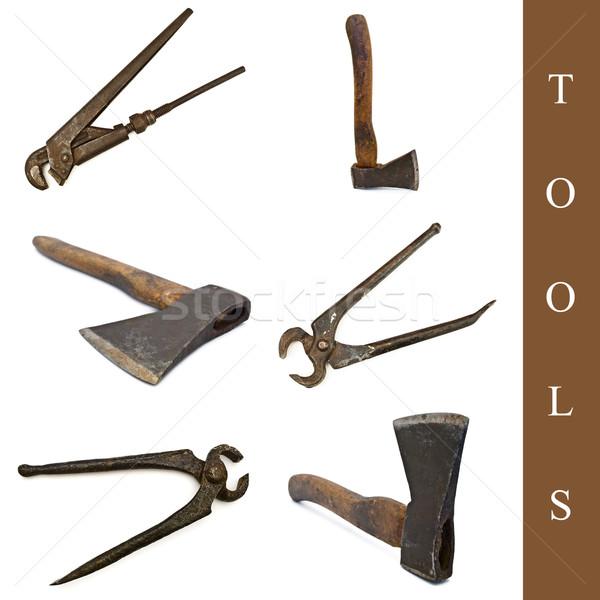 tool set Stock photo © SRNR