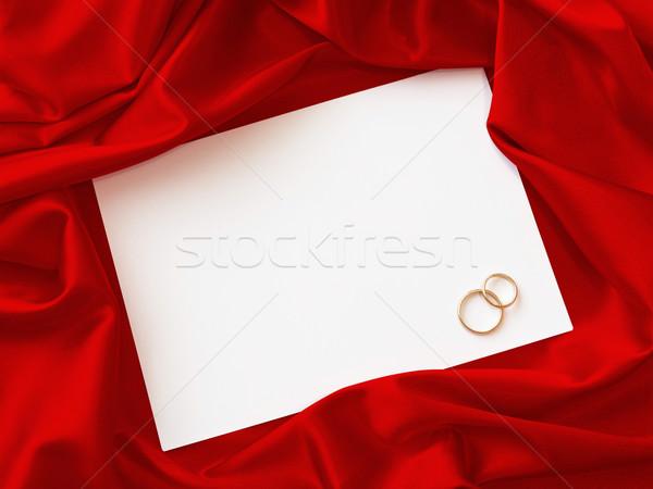 Invitation Card Stock photo © SRNR