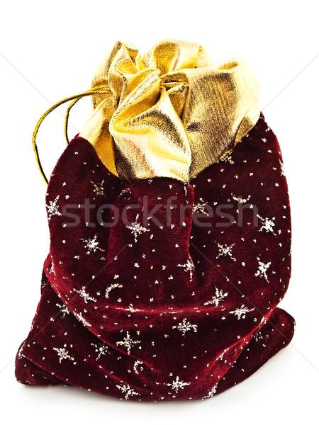 Gift Sack Stock photo © SRNR