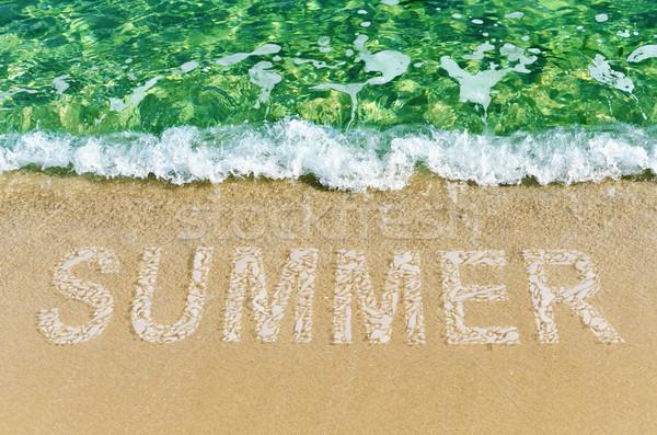 Summer Stock photo © SRNR