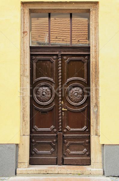 Doors Stock photo © SRNR
