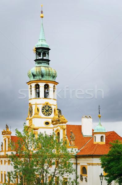 Loreto Prague Stock photo © SRNR