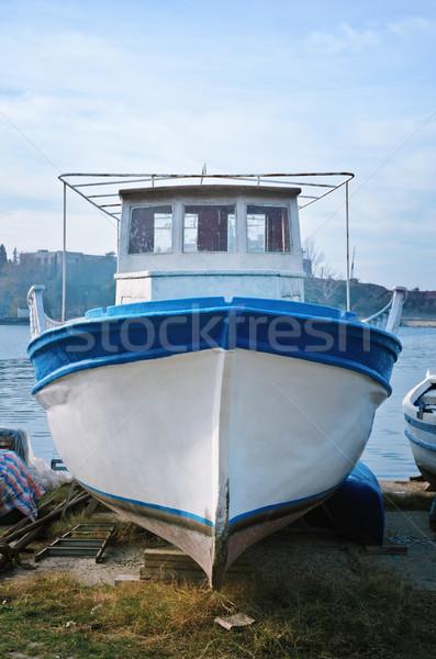 Boat Stock photo © SRNR