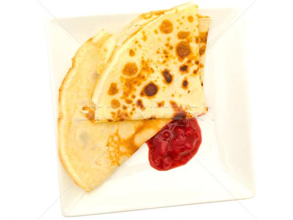 Pancakes Stock photo © SRNR