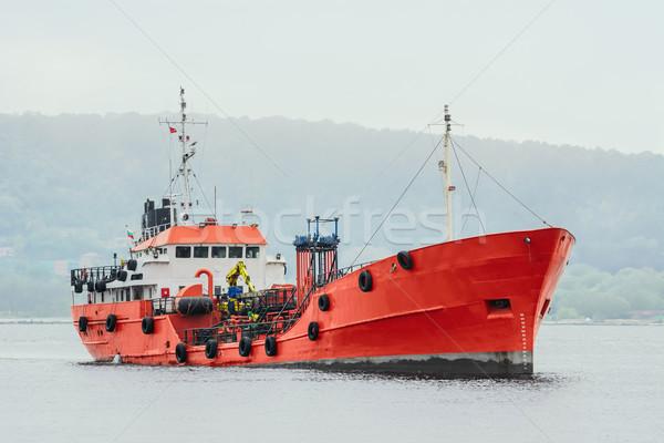 Tanker Stock photo © SRNR