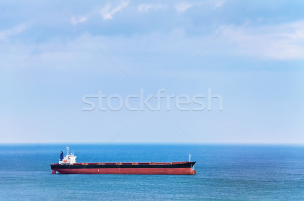 Bulk Carrier Stock photo © SRNR