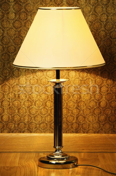Stock photo: Old Lamp