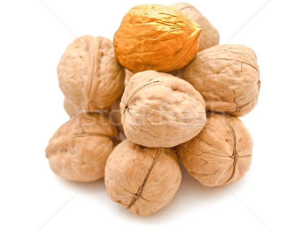 Walnuts  Stock photo © SRNR