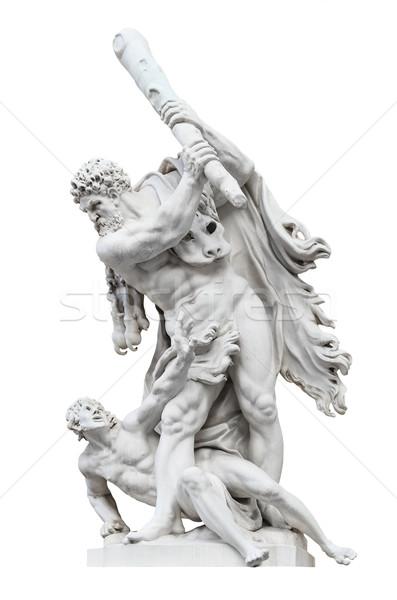 Hercules vs Busiris Stock photo © SRNR