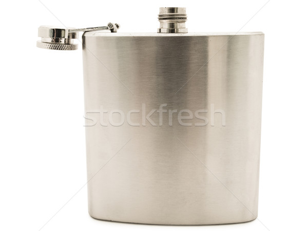Metal Flask Stock photo © SRNR