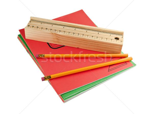 writing materials Stock photo © SRNR