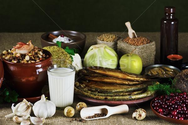 Food Stock photo © SRNR