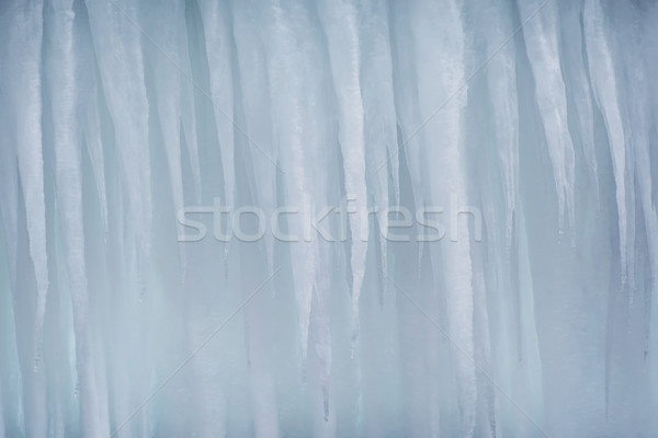 An Icicle Background Stock photo © SRNR