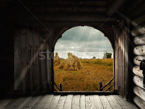 vallage Stock photo © SRNR