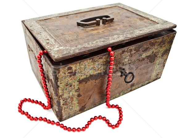 treasure chest Stock photo © SRNR
