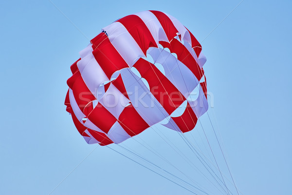 Canopy of a Parachute Stock photo © SRNR