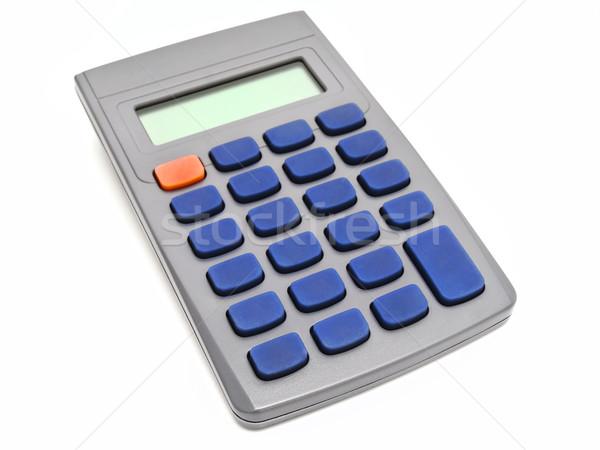 empty calculator Stock photo © SRNR