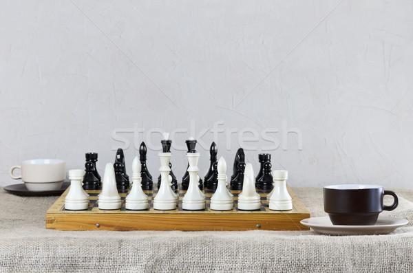 Chess Stock photo © SRNR