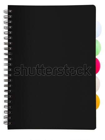 notepad notebook Stock photo © SRNR