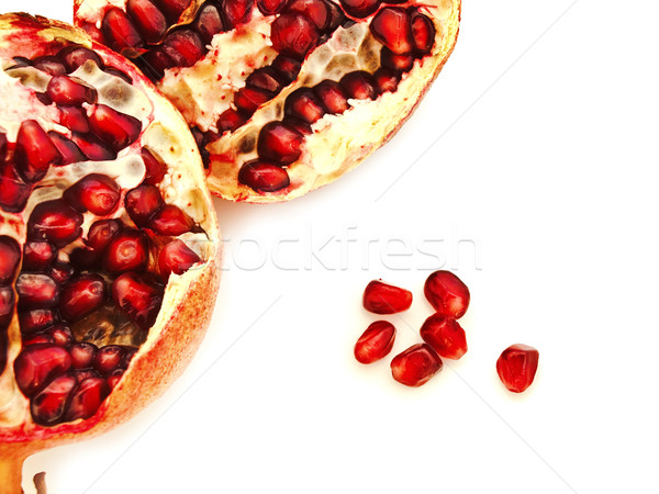 pomegranate Stock photo © SRNR