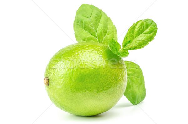 Lime Stock photo © SRNR