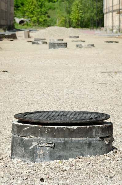 road maintenance  Stock photo © SRNR