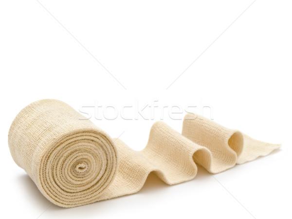 Flexível bandagem foto branco médico hospital Foto stock © SRNR