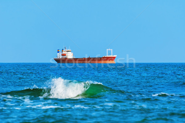 Dry Cargo Ship Stock photo © SRNR