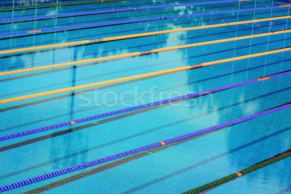 Swimming Pool Stock photo © SRNR
