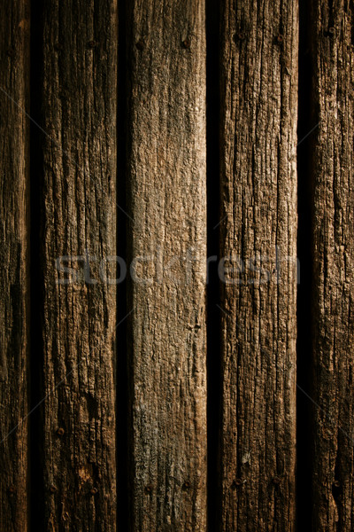 Worn wooden background Stock photo © SSilver