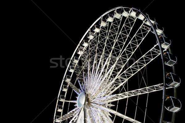 Ferris wheel Stock photo © SSilver