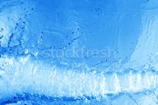 Wody charakter pić fali kolor Zdjęcia stock © SSilver