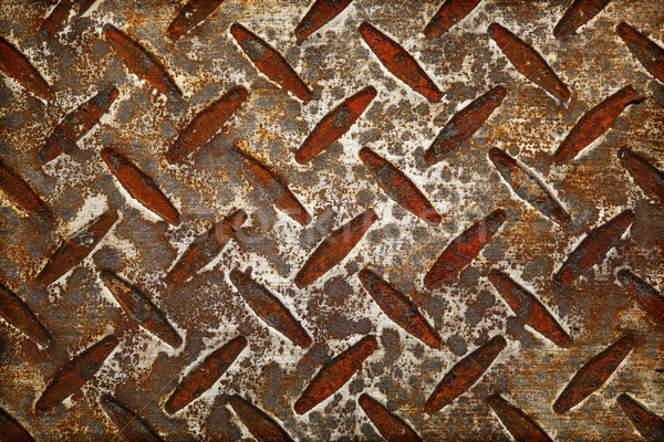 Ferrugem textura parede abstrato fundo escuro Foto stock © SSilver
