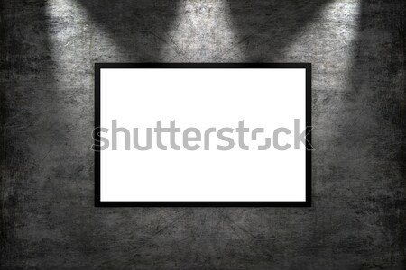 Blank image Stock photo © SSilver