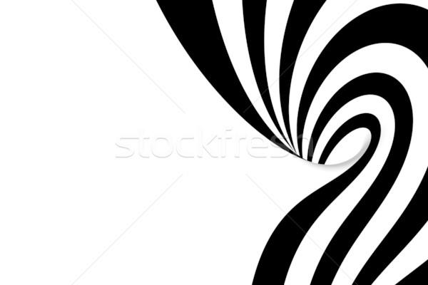аннотация спиральных весны дизайна кадр Сток-фото © SSilver