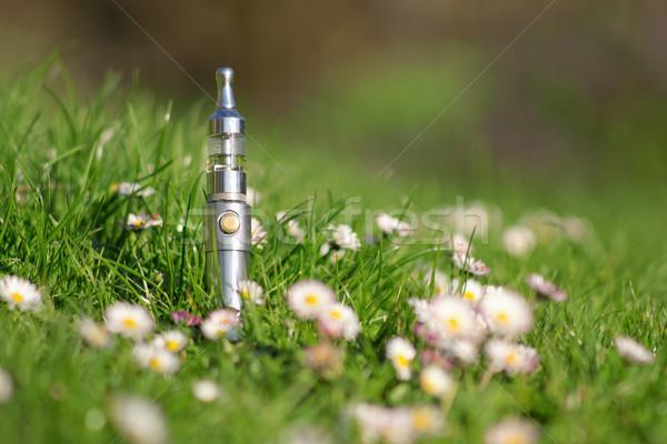 Adjustable electronic cigarette Stock photo © Steevy84
