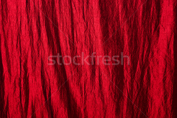 Red satin background Stock photo © Steevy84