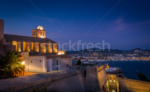 Ibiza fortress Stock photo © Steffus