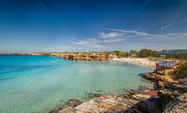 Cala Saona beach Stock photo © Steffus