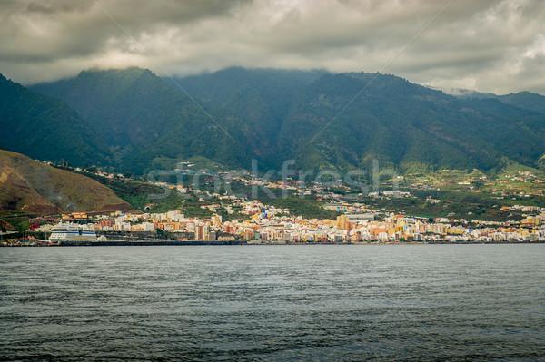 La Palma island Stock photo © Steffus