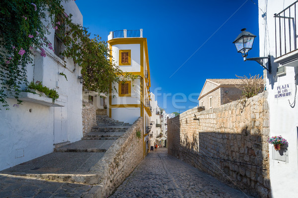 Ibiza streets Stock photo © Steffus