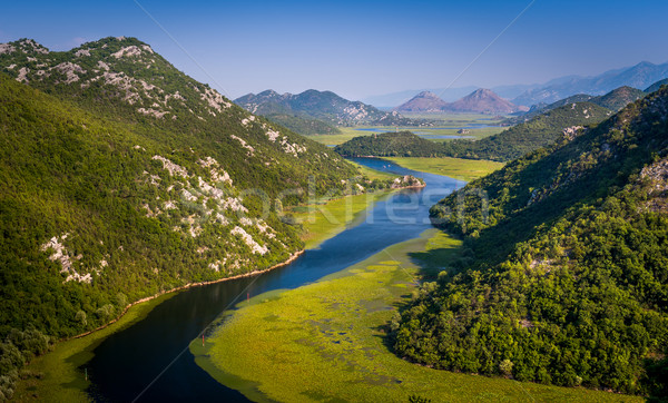 Fairytale lands of Montenegro Stock photo © Steffus