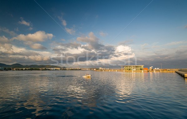 San-Antonio marina landscape Stock photo © Steffus