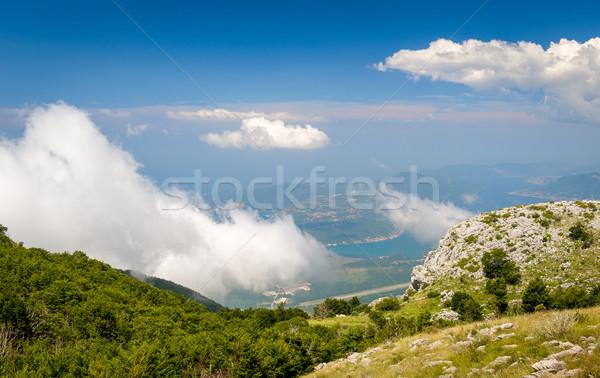 Lovcen national park, Montenegro Stock photo © Steffus