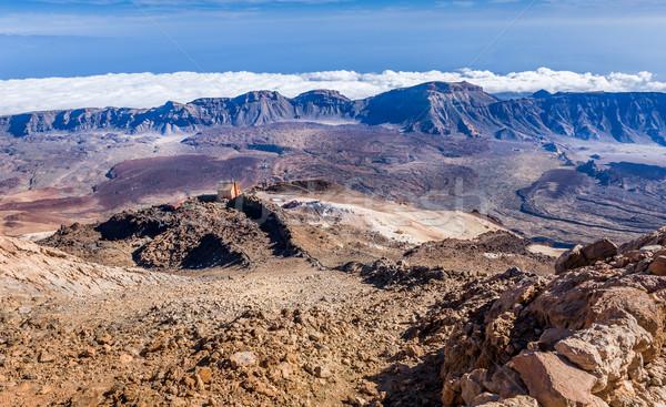 Volcano Teide. Tenerife, Canary islands, Spain Stock photo © Steffus